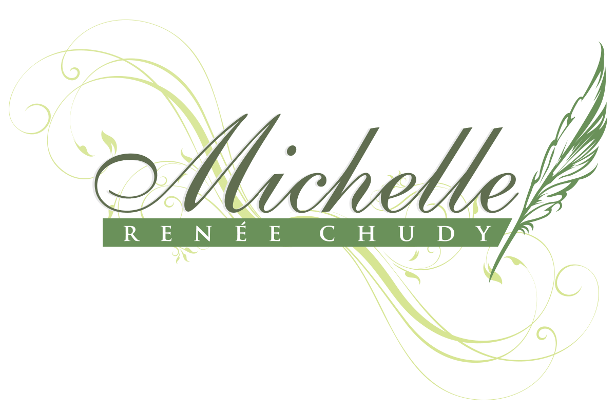 Michelle Chudy Certified Coach and Christian Author Logo