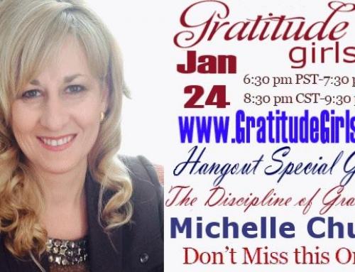 The Discipline of Gratitude