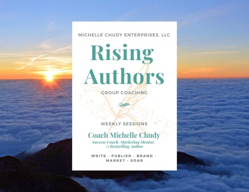 Author coaching for new authors
