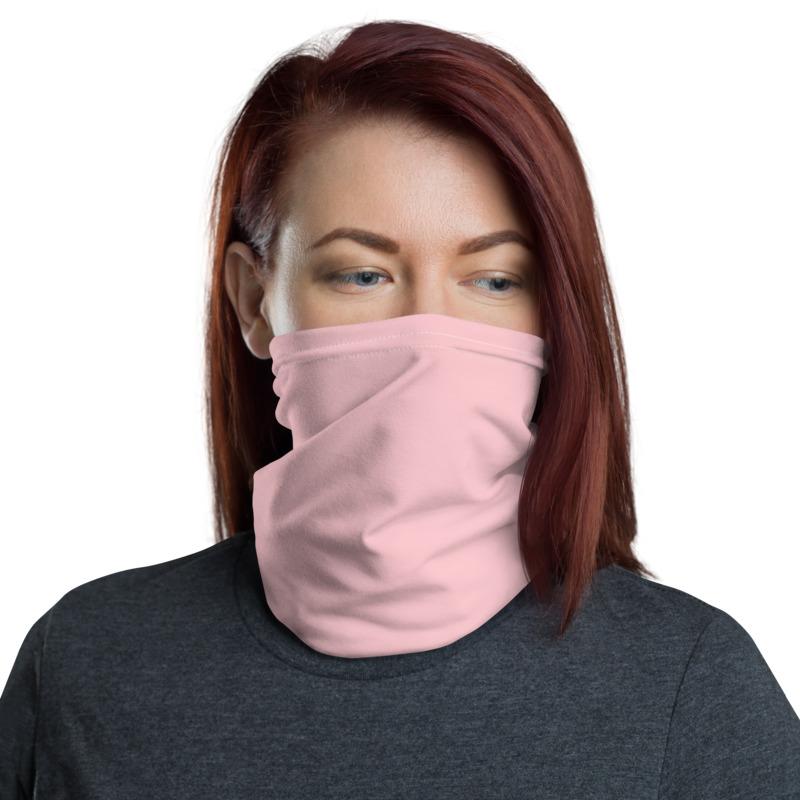Blush Gaiter Face Mask