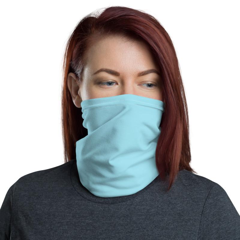Aqua Gaiter Face Mask