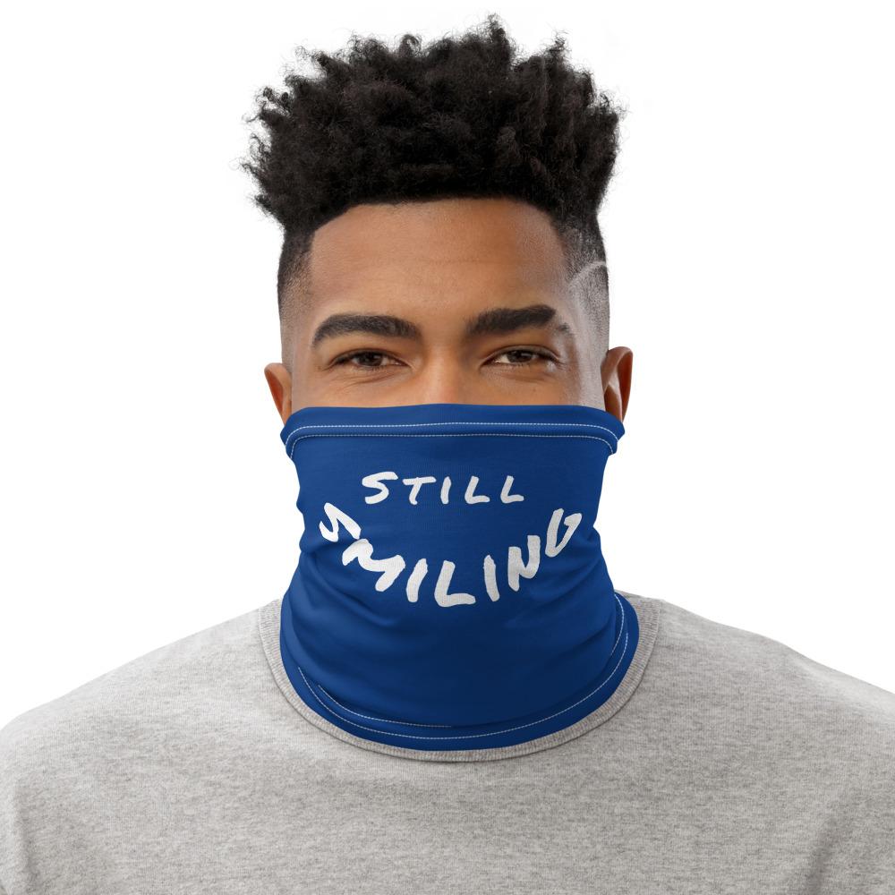 Still Smiling Gaiter Face Mask