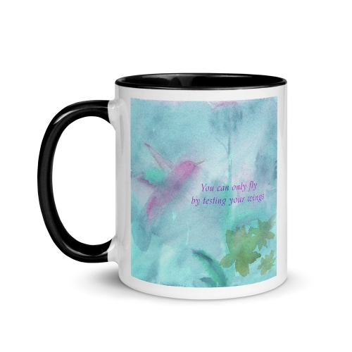 Made to Fly 11 oz Mug Front